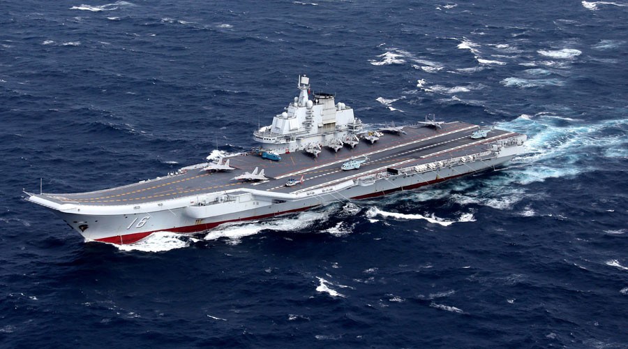 Taiwan scrambles jets, navy vessels to 'surveil & control' passage of Chinese warships