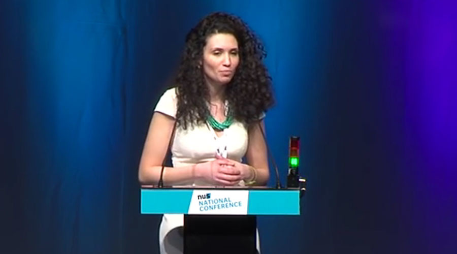 Israeli embassy backing campaign to topple Britain's pro-Palestine student leader – report