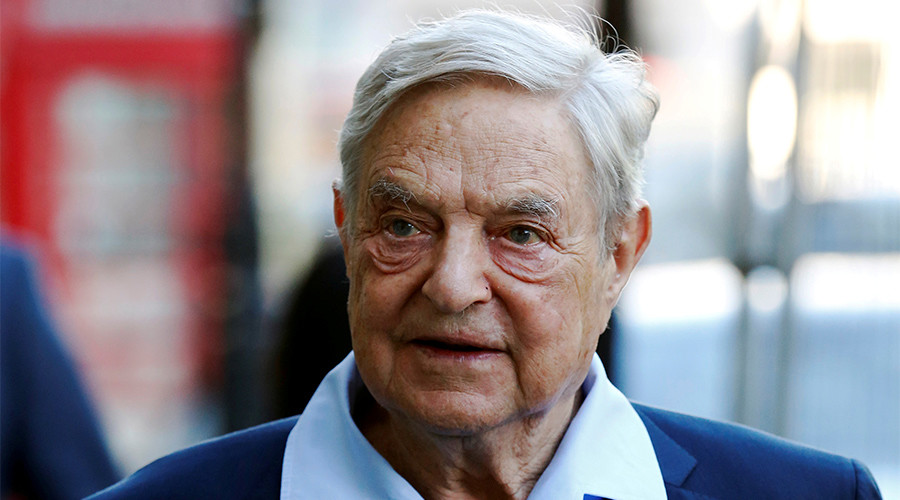Soros-funded NGOs should be 'swept out' of Hungary – deputy chief of ruling party