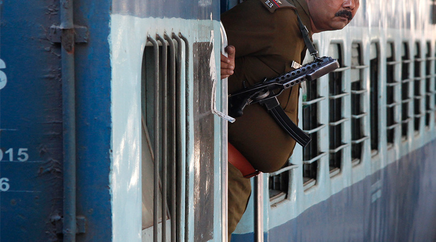 'Sheer barbarism': Indian teen stripped, has head shaved on train for stealing bag