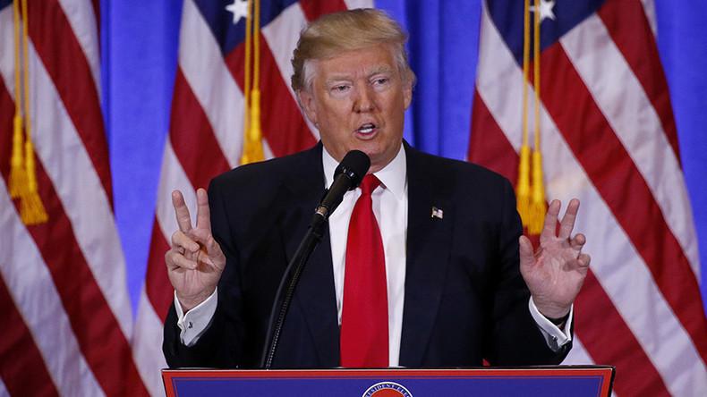 Washington seems on brink of 'civil war' as elites fuel anti-Trump hostility – former German MP