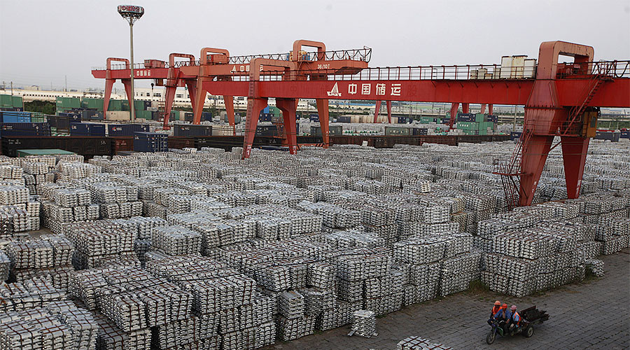 US may lodge WTO complaint against China over aluminum exports