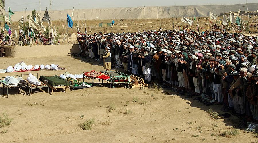 US raid on Afghan homes saw 33 civilians killed, probe confirms