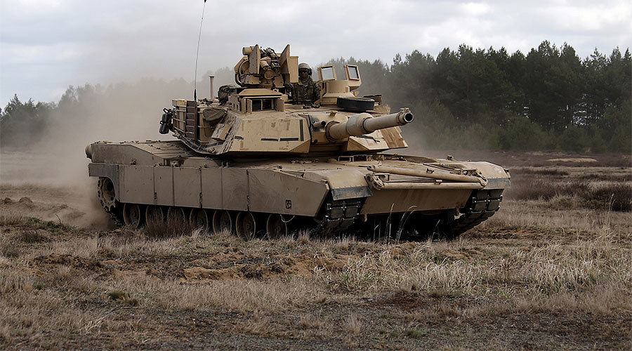 US tanks and soldiers in Poland pose threat to Russia – Kremlin