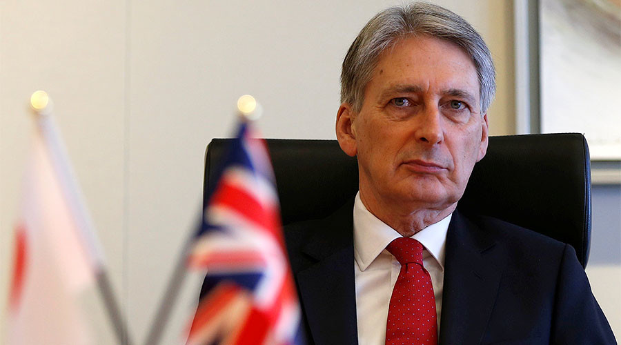 Chancellor Philip Hammond invested in tech firm months before it won govt grant