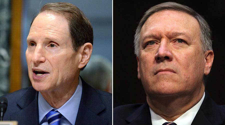 Trump's CIA chief nominee Pompeo in favor of establishing domestic intelligence database