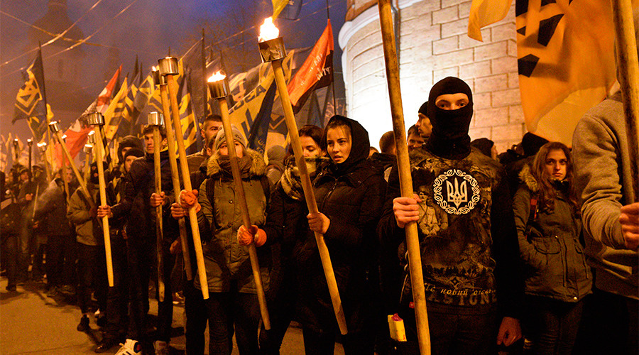 'Immoral & uncivilized': Ukrainian Jewish community slams move to rehabilitate nationalist fighters