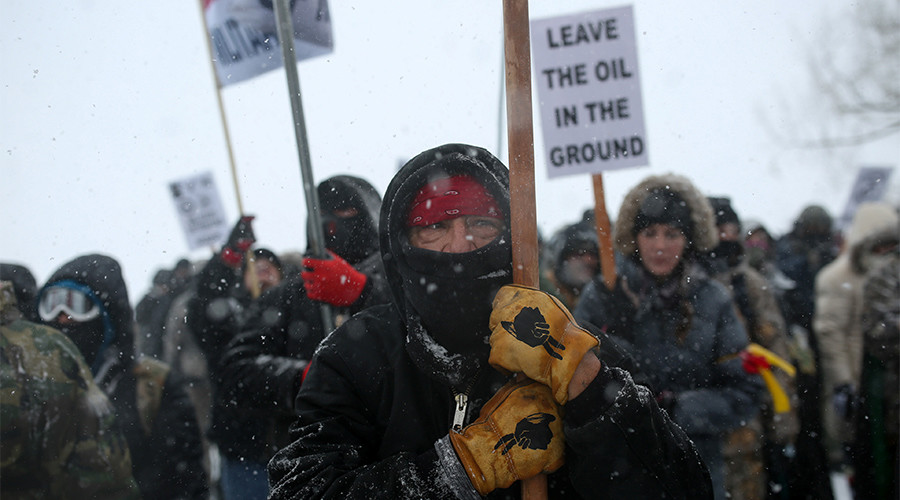 Landowners sue Dakota Access Pipeline over threats, fraud