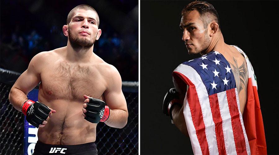 Khabib Nurmagomedov vs Tony Ferguson fight is confirmed for UFC 209