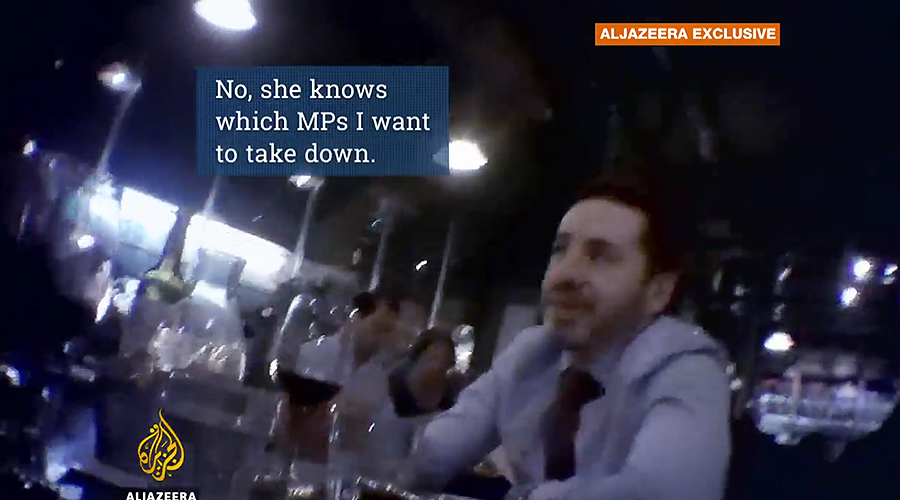 Israeli embassy official behind 'take down' plot resigns