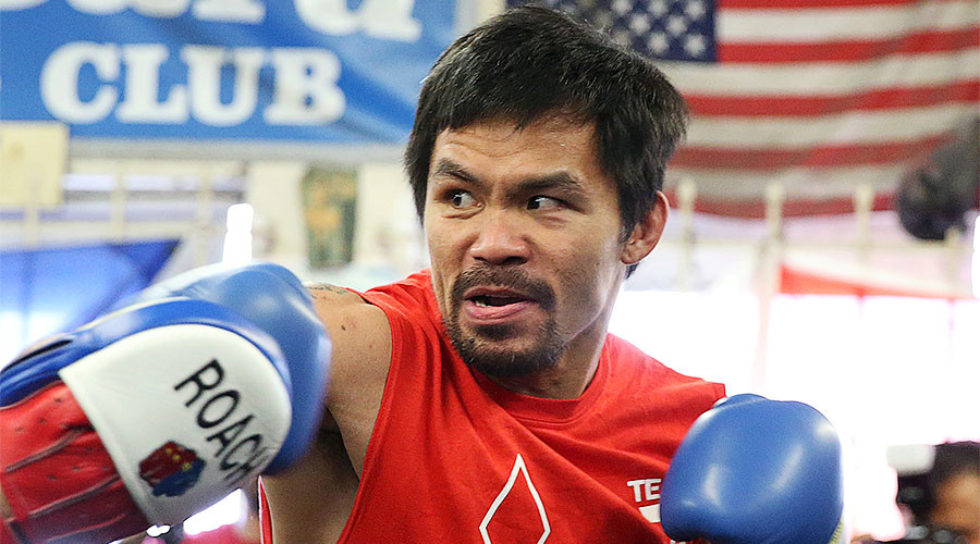 Manny Pacquiao offered summer 2017 fight in Russia - promoter Bob Arum