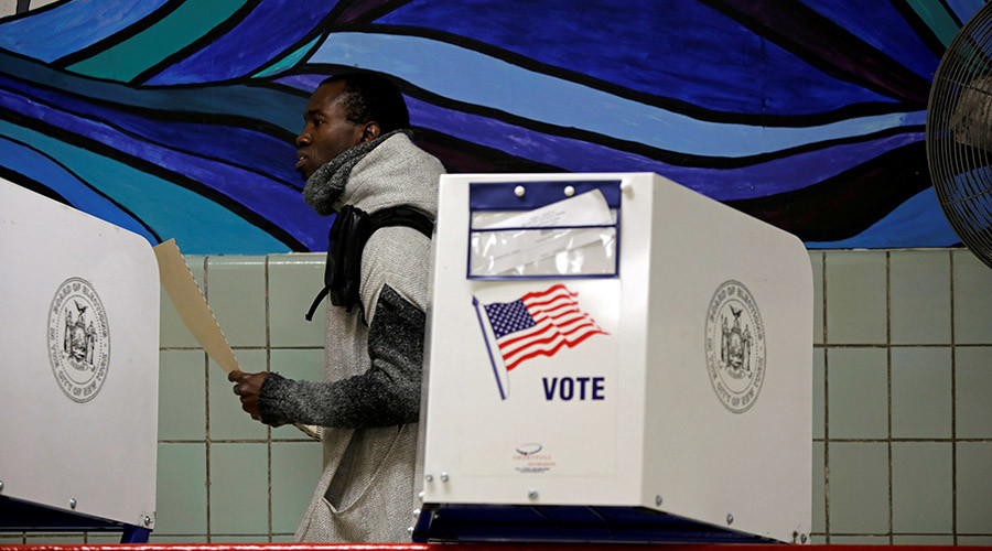 NY elections board illegally purged voter rolls - Justice Department lawsuit