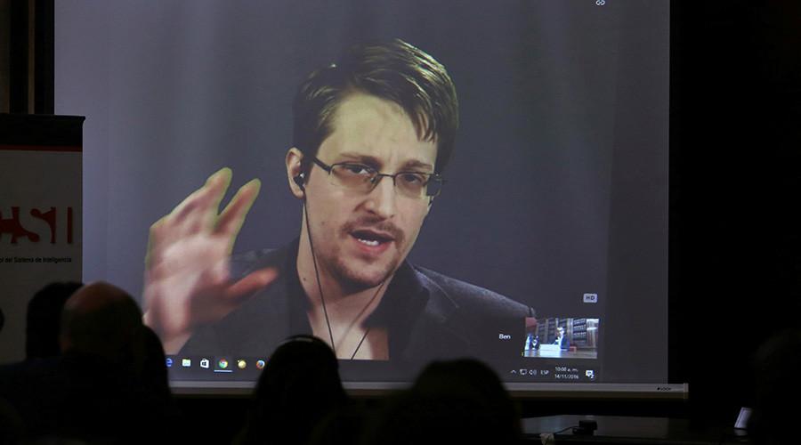 Snowden speechless: NSA whistleblower overwhelmed by push for presidential pardon