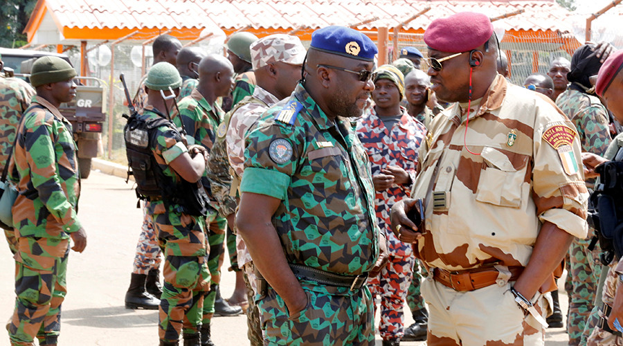 'Deal reached' with govt after Cote d'Ivoire soldiers block parts of major cities amid talks