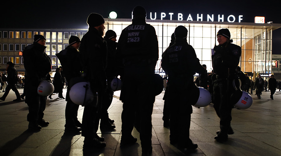 Berlin to set up 'safety area' for women during New Year's Eve celebrations