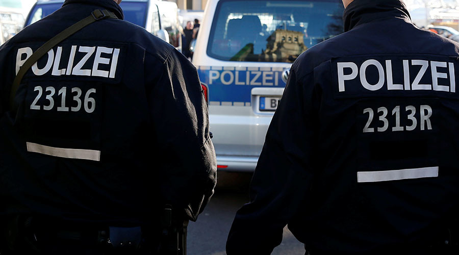 2 men detained by German police for having explosives may have links to right-wing terrorist group
