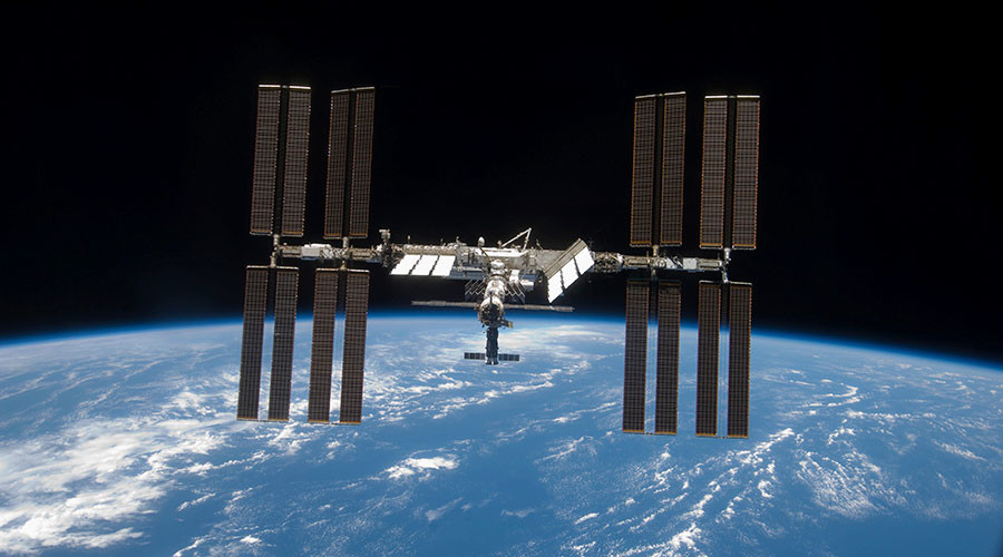 ISS astronaut shares his astonishing view of the Earth (PHOTOS)