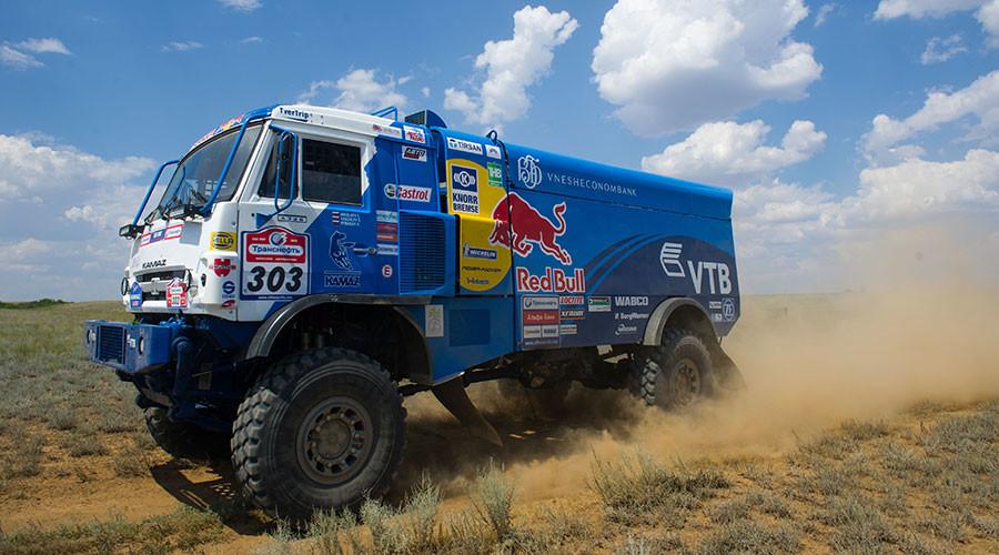 Russians claim truck & quad titles in Dakar 2017 rally