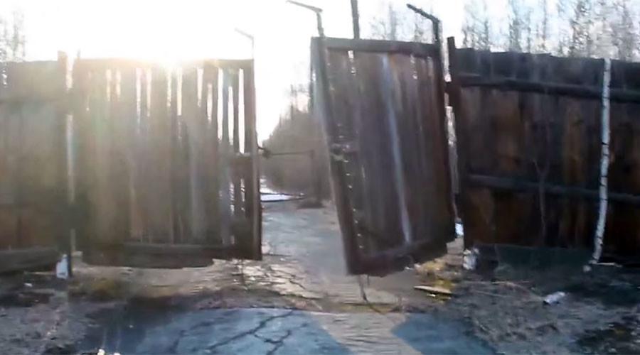 Intruders attack defunct Russian TNT plant, three guards shot
