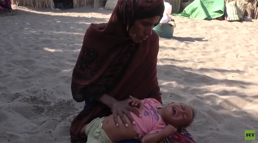 'No food, no medicine, no money': Yemeni town faces mass death by starvation
