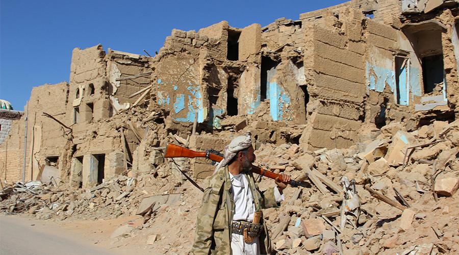 Over 4,000 civilians killed, aid blocked, zero accountability – HRW's wrap up of Yemen war