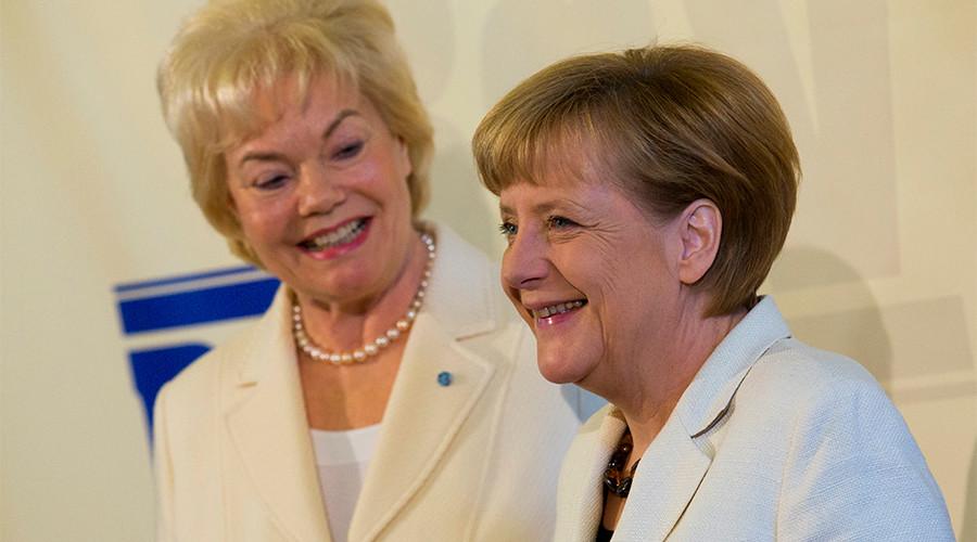 Merkel's CDU human rights speaker quits party over 'open door' refugee policy