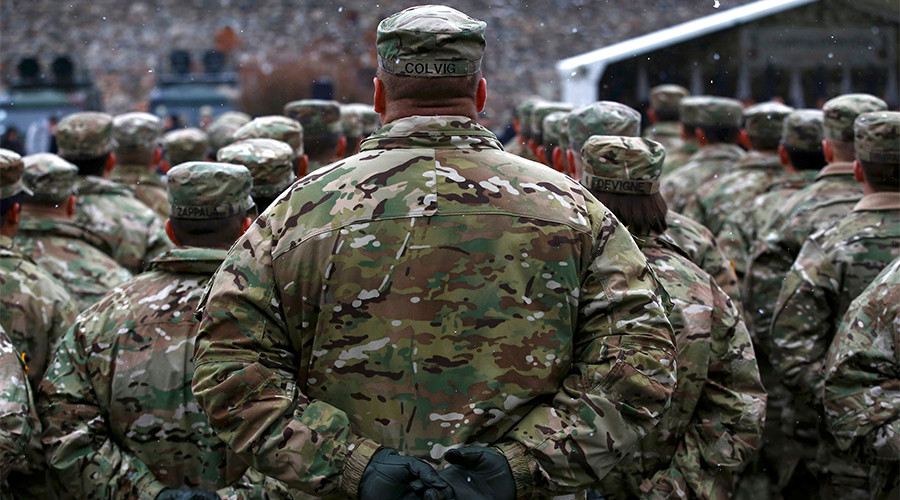 Western amnesia on WWII as NATO replicates Nazi Germany