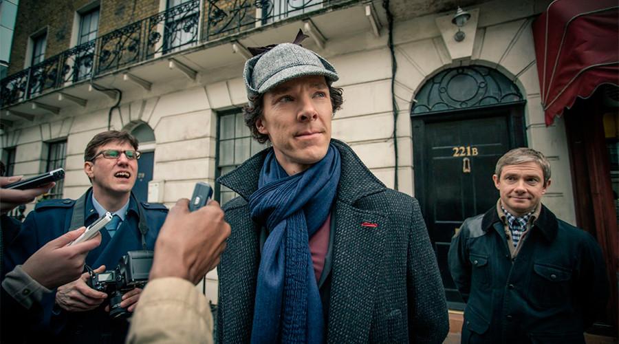Sherlock no match for Russian Hackers: Twitter erupts as season finale leaked online