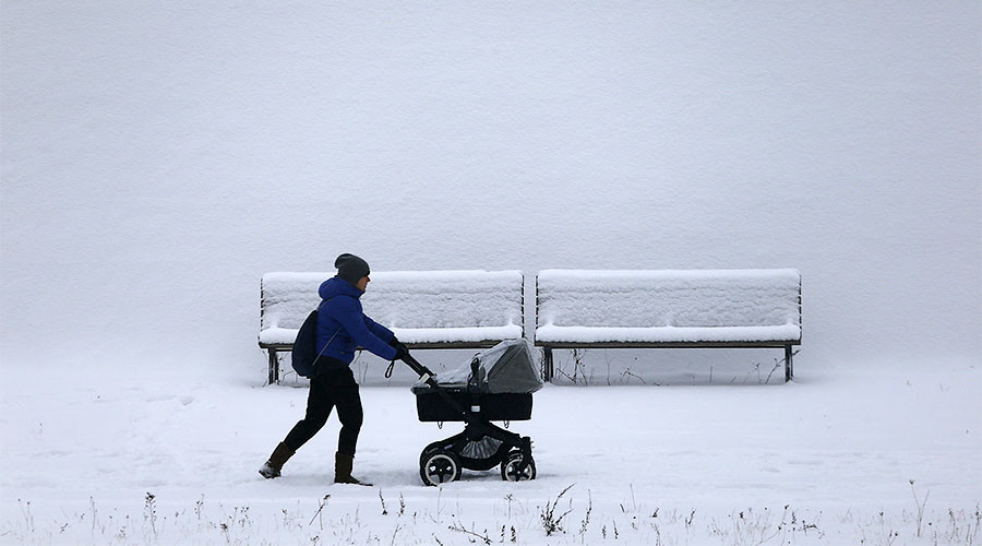 European power prices surge on cold snap