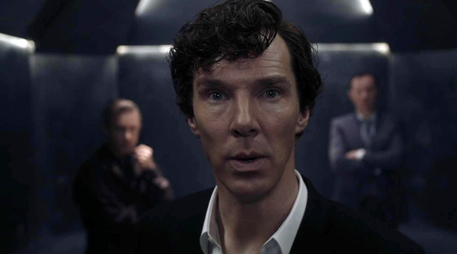 Russian state TV investigating Sherlock leak 'in close contact with BBC,' blames hackers
