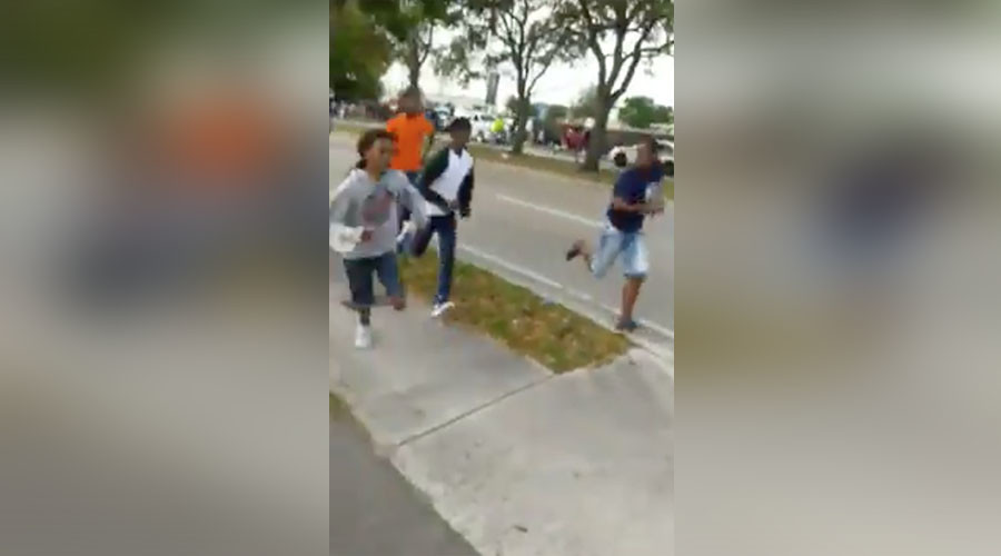 8 shot at MLK Jr. parade in Miami's Martin Luther King Jr. Park
