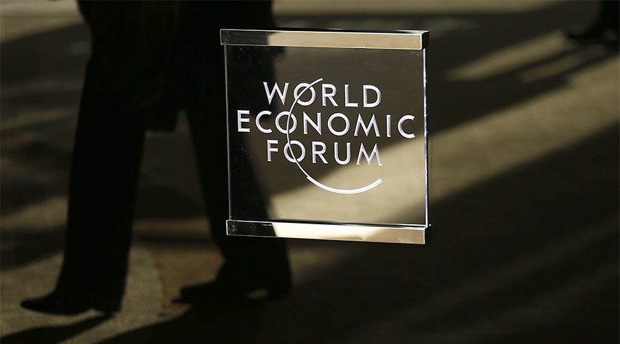 Davos elite play-acting as refugees 'disgusting spectacle of small-minded rich people'