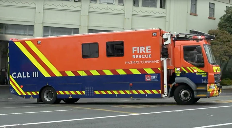 'Significant & uncontrolled' ammonia leak forces evacuations in New Zealand
