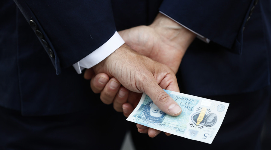 Britain's 'failure to tackle tax havens' draws ire of anti-corruption campaigners