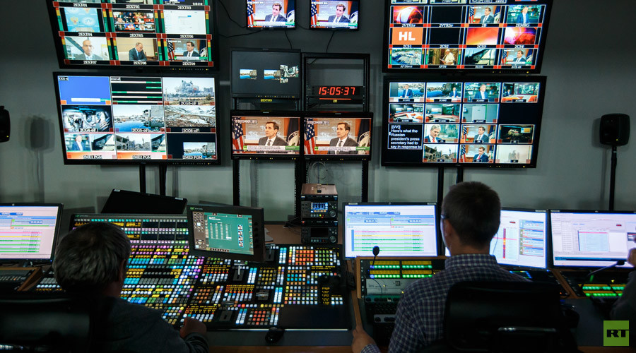 Questioning More: RT joins UN in-house broadcast network