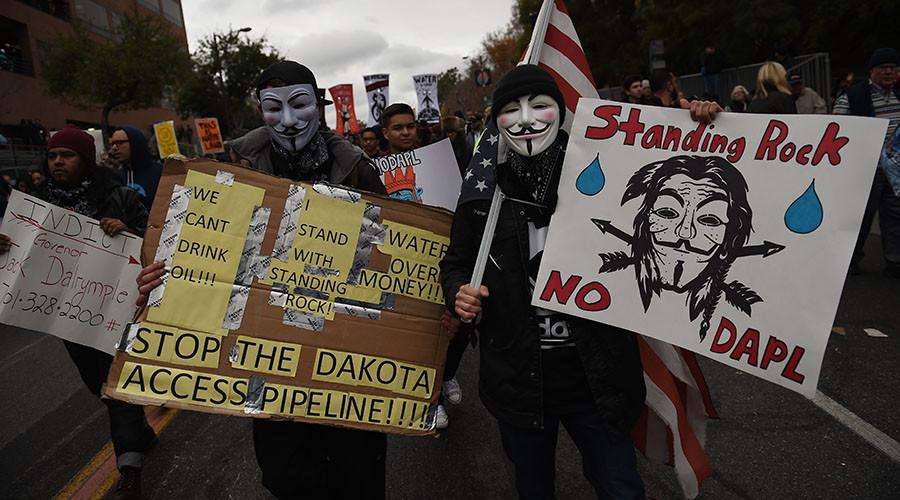 Army Corps starts Dakota Access Pipeline environmental study