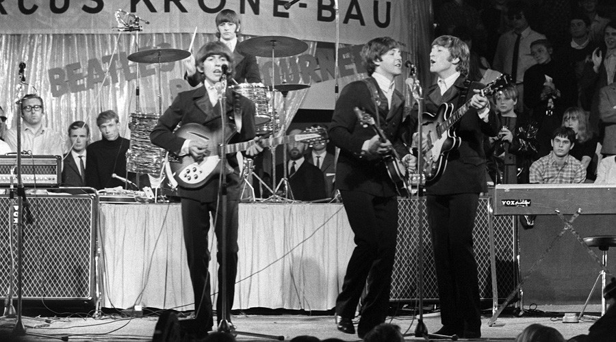 Paul McCartney sues Sony to regain copyright to Beatles' songs