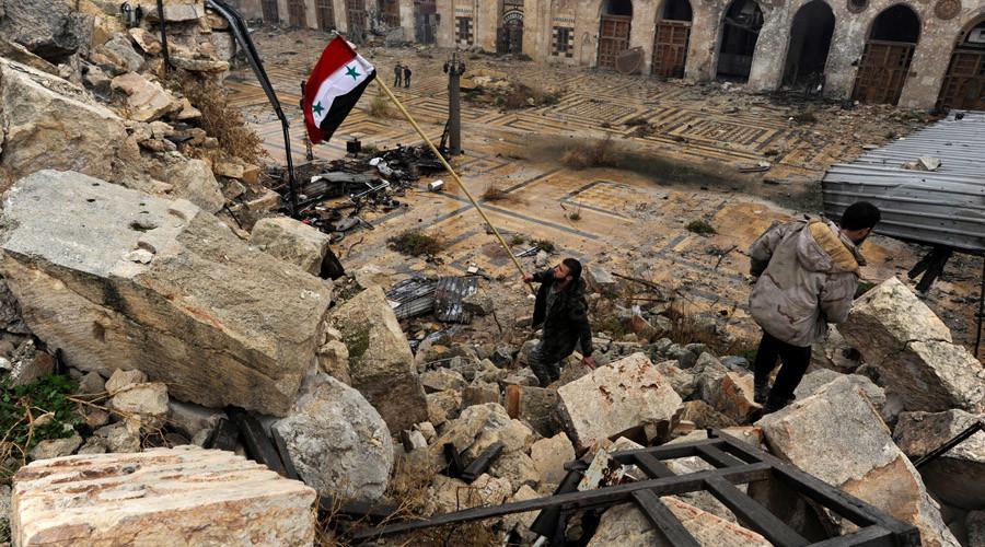 Russia invites US to Syria talks in Astana – Lavrov