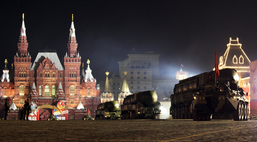 Kremlin denies Obama's claim on nukes, says Moscow always ready to cut nuclear arms
