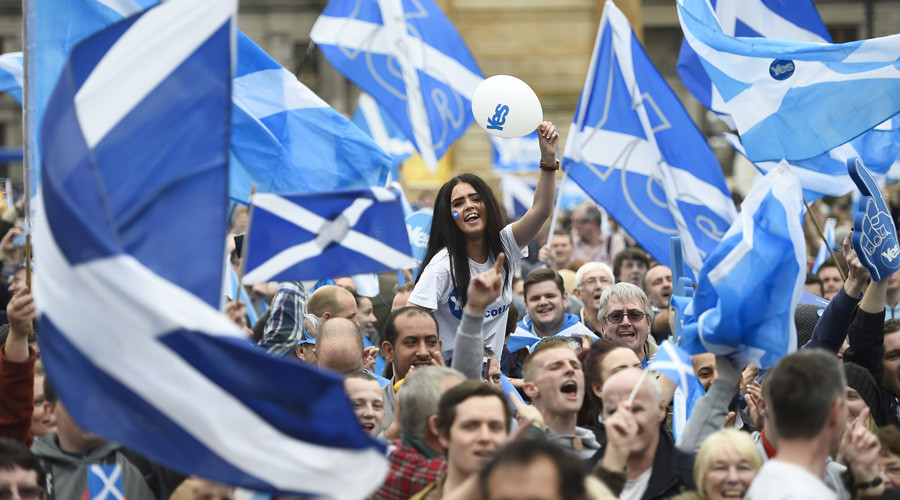 Alex Salmond predicts new Scottish independence referendum in autumn 2018