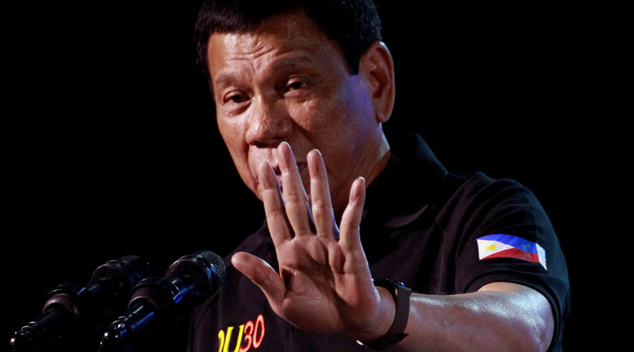 'Molested when we confessed': Duterte fires up at Catholic priests over pedophilia, corruption
