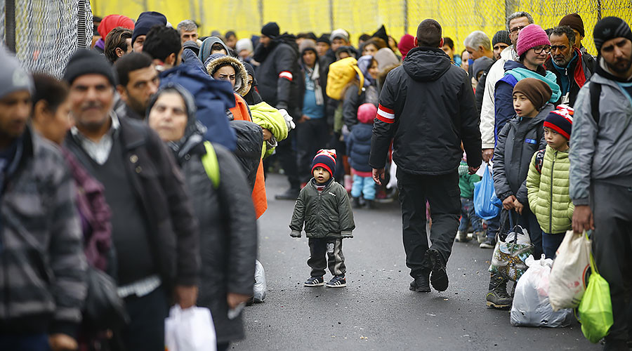 2k+ failed asylum seekers in Vienna still get social benefits as they cannot be deported - report