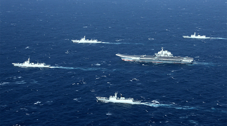 No 'word bombs,' pressure from outside can stop drills in S. China Sea – Chinese state media