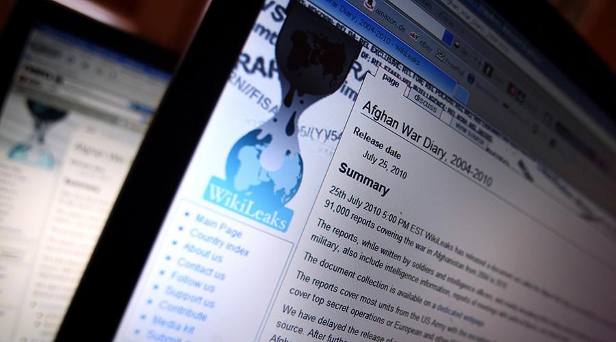 WikiLeaks calls on hackers to leak President Trump's tax returns