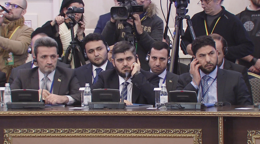 'Astana peace talks: Syrian govt & armed opposition at same table breakthrough'