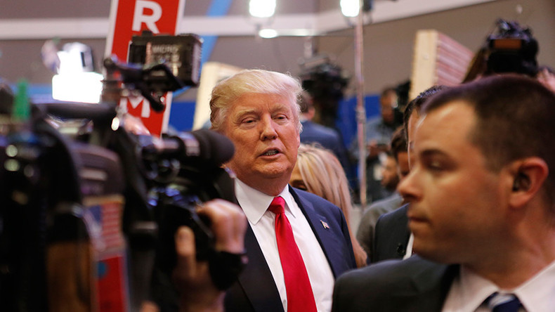 'Trump's love-hate with media: They don't trust each other, but desperately need each other'
