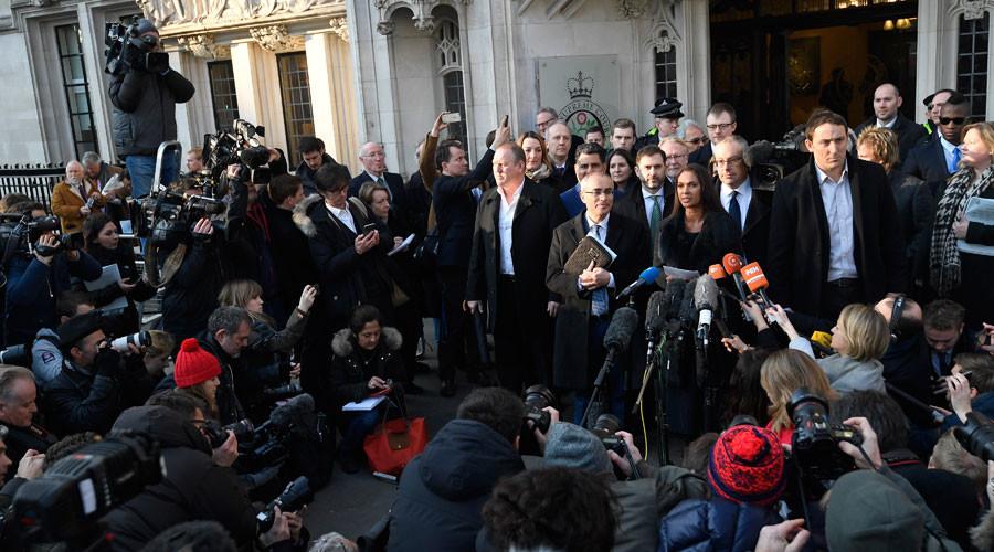 'Establishment delaying Brexit': #Article50 ruling divides internet