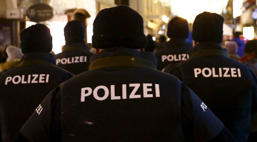 Teen suspected of plotting attack in Vienna says he built 'test bomb'