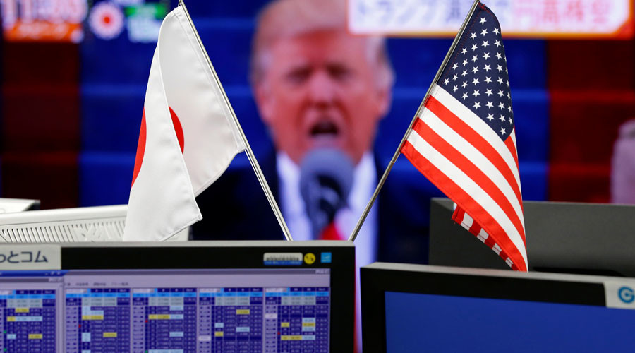 With President Trump at helm, Japan feeling adrift at sea