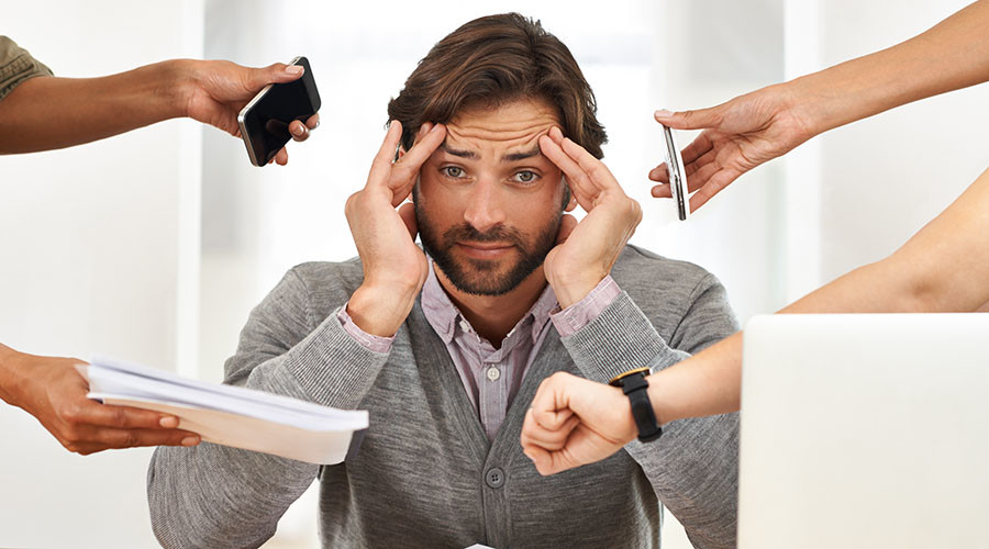 Men can't multitask, study finds
